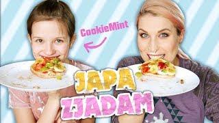 W końcu z dziewczyną!!!  - Japą Zjadam #4 | Agnieszka Grzelak Vlog i Cookie Mint