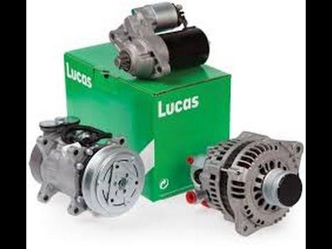 Lucas TVS SM50 Self starter motor repair of Cummins DG