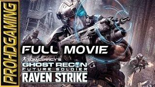 Ghost Recon Future Soldier (PC) I Raven Strike DLC FULL Walkthrough [HD]
