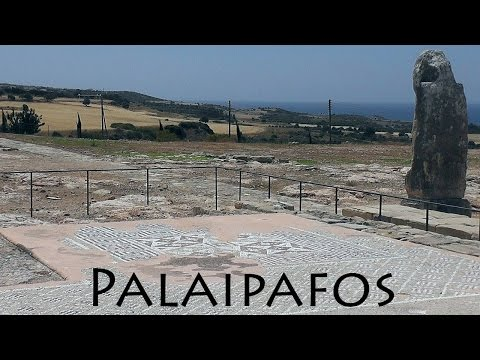 CYPRUS: Palaipafos archaeological site (Old Paphos) / Kouklia [HD]