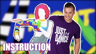 Just Dance 2018: INSTRUCTION - Jax Jones & Demi Lovato 5 STAR GAMEPLAY | Jayden Rodrigues