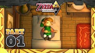 The Legend of Zelda: A Link Between Worlds - Part 01 - A New Day!