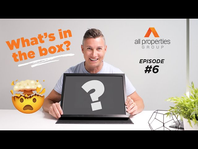WHAT'S IN THE BOX?   Episode 6   Chris Gilmour