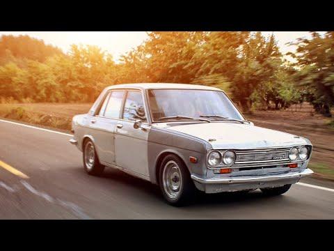 Datsun 510 KA24 Swapped | TIRESIDE