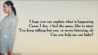 Palm Trees -They Told Me [Ft. Sophia Ayana] [Lyrics]