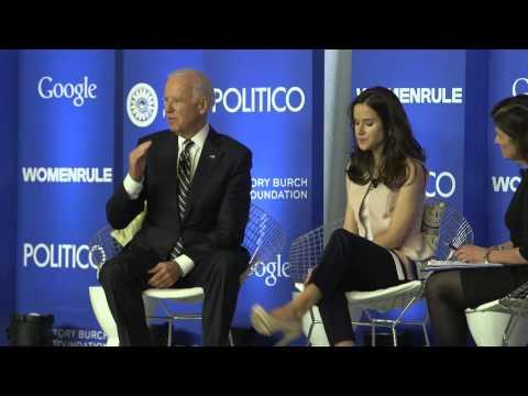 Women Rule Keynote: Vice President Joe Biden
