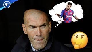 Le plan de Zinedine Zidane pour contrer Lionel Messi | Revue de presse