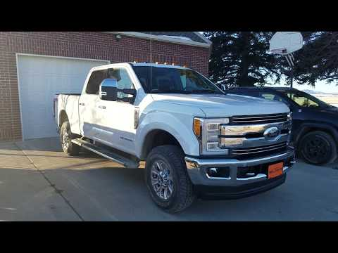 2018 Ford F350 Lariat Review