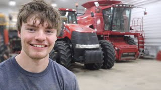 A Day In The Life Of A 22 Year-Old Farmer