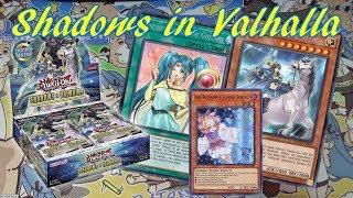【遊戯王】Yu-Gi-Oh! Shadows in Valhalla Pack Opening