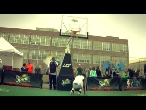 Sprite Slam Dunk Showdown - SF - Jawon Mack Mix