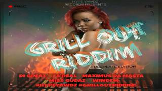 Miss Gudaz - Island Man (Raw) [Grill Out Riddim] (Full Plate Edition) - July 2015 | @Dancehallinside