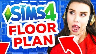 Video FLOOR PLAN CHALLENGE *IMPOSSIBLE ROOFING* [ The Sims 4 ] download MP3, 3GP, MP4, WEBM, AVI, FLV November 2018