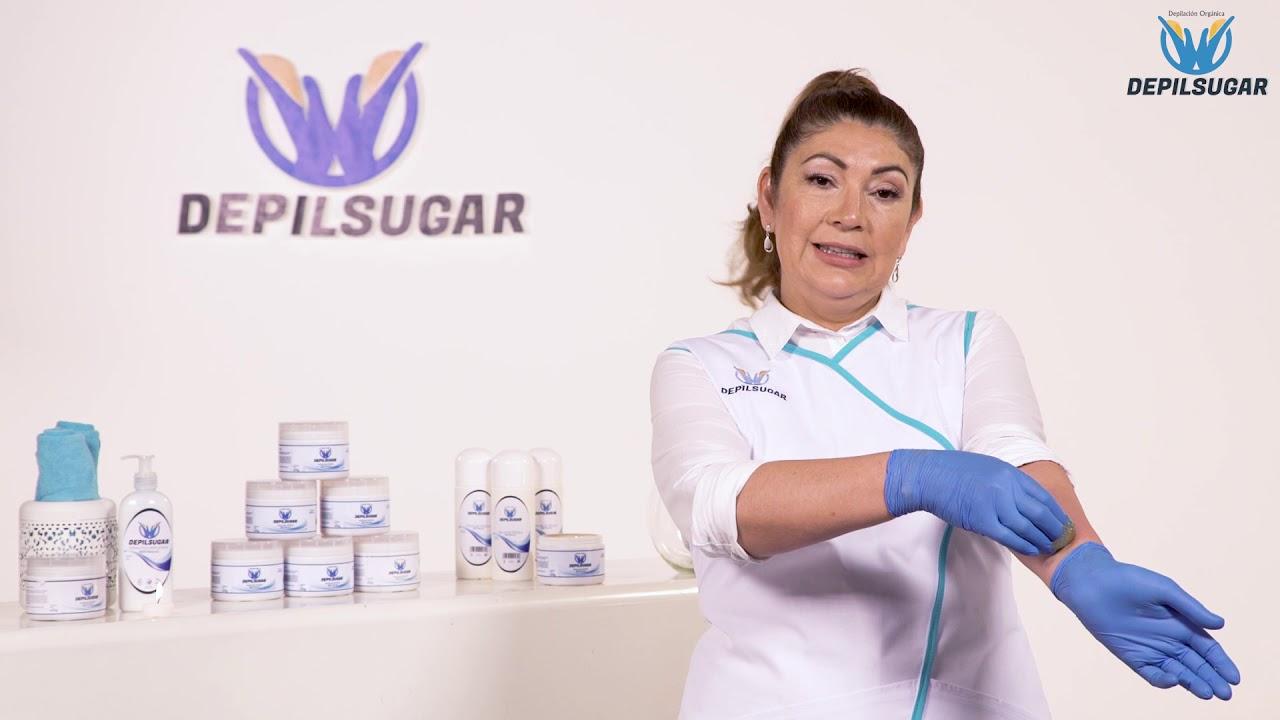 Depilsugar es sugaring Módulo 3