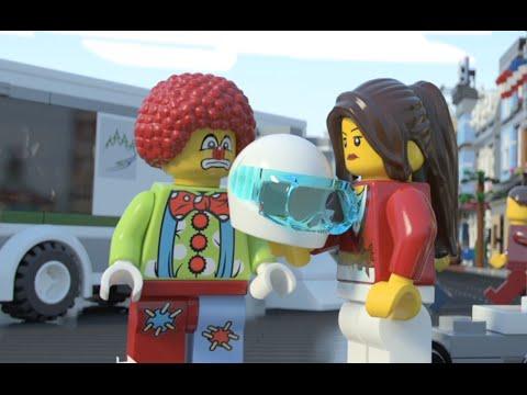 LEGO CITY Studio - Behind the Scenes Episode 4