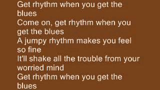 Get Rhythm - Jonny Cash