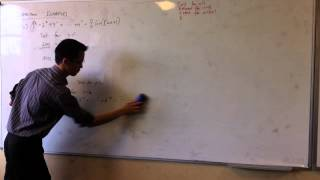 Induction: Series & Algebraic Identities (1 of 4)