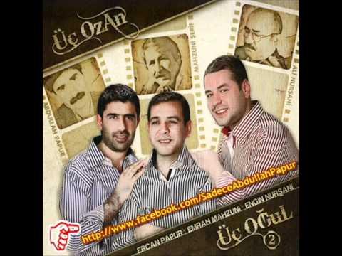 Ercan Papur, Emrah Mahzuni, Engin Nurşani Üç Ozan Üç Oğul 2 ( B Albümü )
