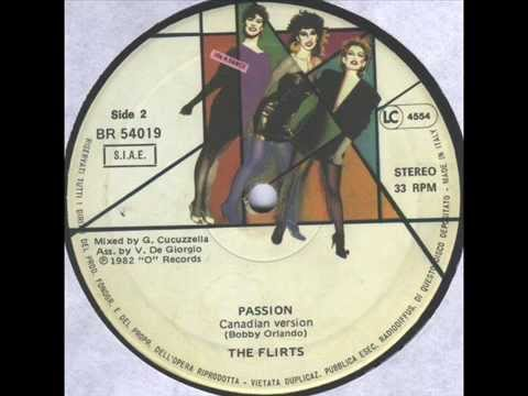 The Flirts - Passion (Dub)