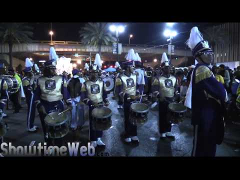 Warren Easton High Marching Band