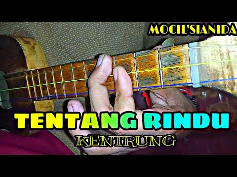 VIRZHA - TENTANG RINDU VERSI KENTRUNG/UKULELE BY MOCIL'SIANIDA