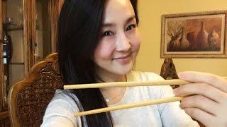 7 Ways to Use Chopsticks for Chinese Food by CiCi Li