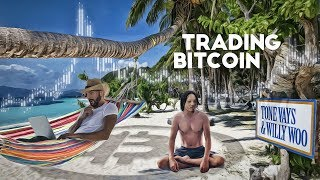 Trading Bitcoin w/ Willy Woo - Let's do Some $BTC Q&A