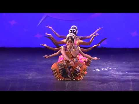 Maha Ganapathim Dance