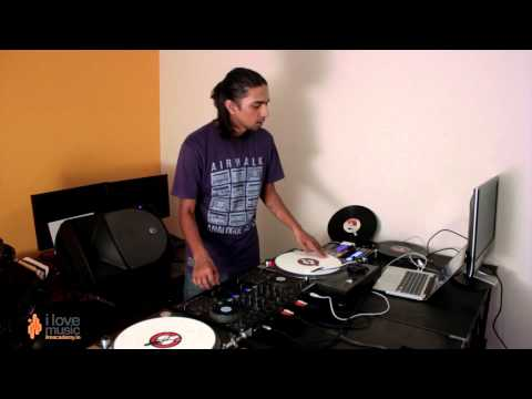 Turntablism Workshop with DJ Skip (Highlights)