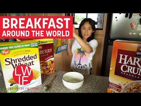 Breakfast Around the World