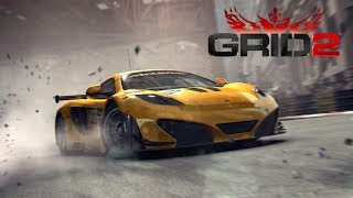Gameplay da Demo: Grid 2 PS3 (Pt-Br)