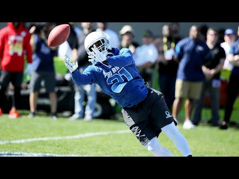 Drone Drop: 2018 Pro Bowl Skills Showdown | NFL Highlights