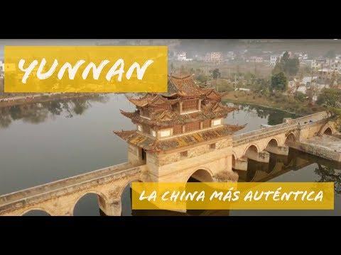 VIAJE A YUNNAN, la China más auténtica