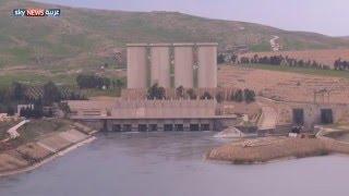 إدارة سد الموصل: لا مخاطر على السد
