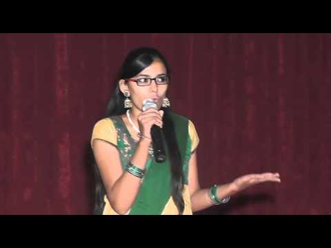 Speech on Punctuality by Unnati