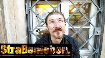 Robert, 37, sammelt Flaschen und sucht einen Job | Hamburg | Straßenleben Interview
