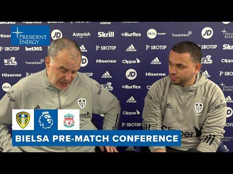 Raphinha and Rodrigo updates, Liverpool form | Marcelo Bielsa pre-match | Leeds United v Liverpool