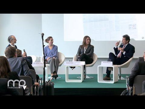 Panel: Native Advertising für Verlage - Optionen für die Zeitung