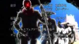 Ending dell'anime Desert punk di Usune Masatoshi. per altri video visitate kplanet.altervista.org.