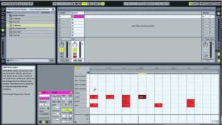 Ableton Beginner Tutorial - Music Production - Lesson 5 Creating a Drum Beat