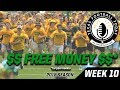 Free Money: Texas college football picks against the spread for Week 10