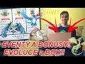 Pokémon GO | EVENTY!! BOX, EVOLUCE a OTÁZKY!! | Jakub Destro
