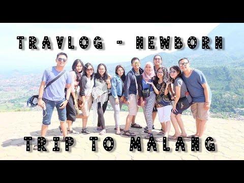 Travlog Newborn Trip To Malang