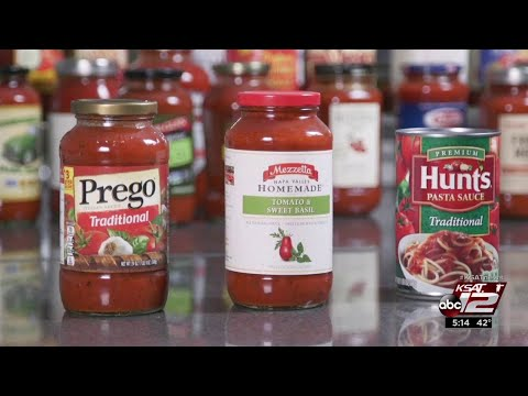 Consumer Reports Tests Marinara Sauce For Taste, Nutrition