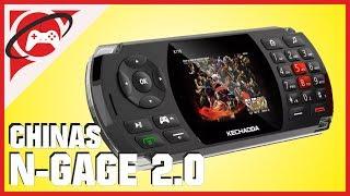Der 30 EURO N-Gage Rip-off - Kechaoda K110 Game Phone im Test