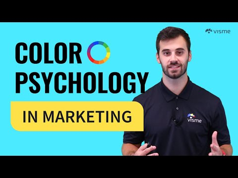 Marketing Color Psychology: What Do Colors Mean and How Do They Affect Consumers?