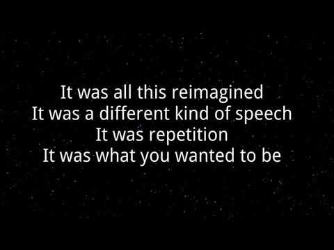 the contortionist reimagined lyrics