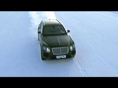 2016 Bentley Bentayga SUV Snow Testing Bentley SUV 2016 Fifth Teaser Commercial CARJAM TV HD 2015