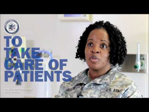 Why Do You Want To Be A Military Nurse?