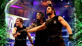 "The Shield 1st & Last WWE Theme Song - ""Special Op"" + Download Link ᴴᴰ"